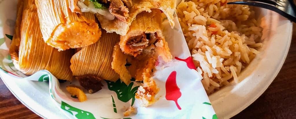 tamales from el palote