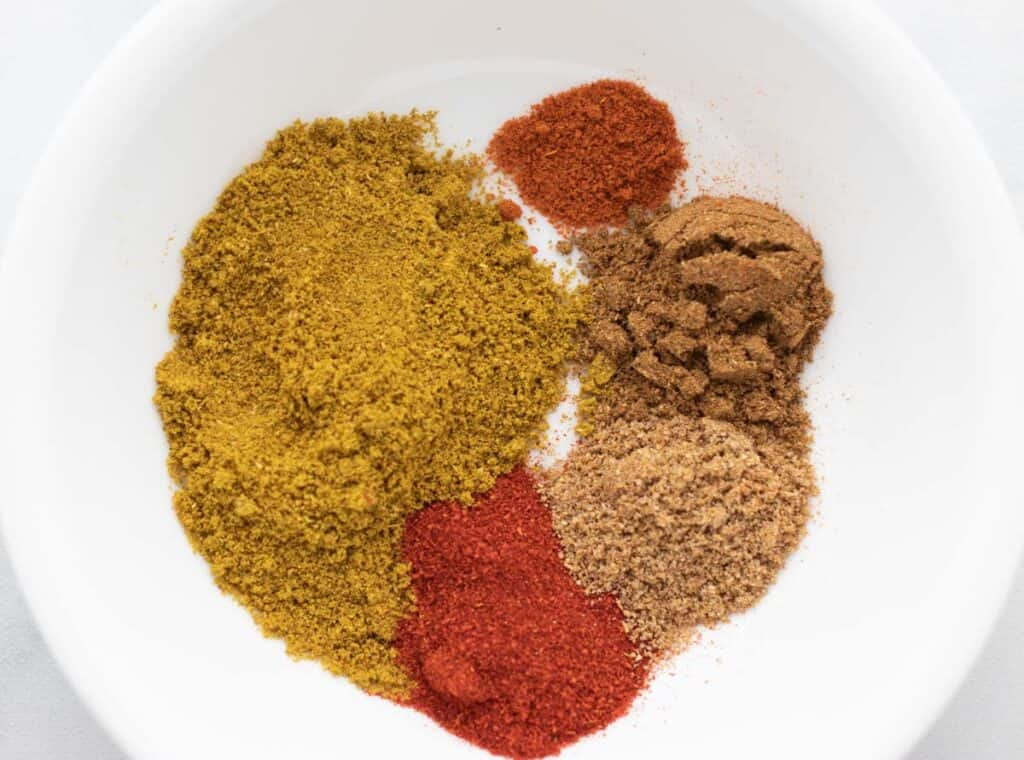 seasonings for chickpea curry soup